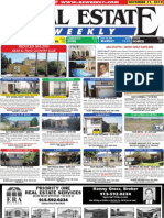 Real Estate Weekly - Nov. 11, 2010
