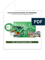 Manual de Excel Financiero 2019