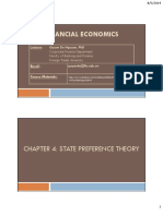 FINECO 04 State Preference Theory