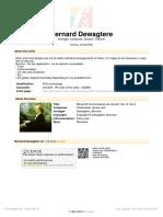 Paderewski Menuet 47645