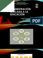 3. Administración Aplicada a La Educación