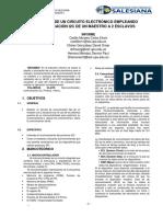 Informe Trabajo Grupal Micros II
