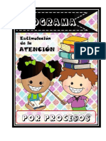 Programa de Estimulación de La Atención