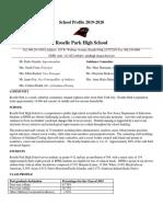 temp school profile 2019-20