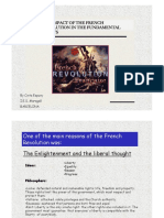 Impact French Revolution on European Fundamental Rights (4)