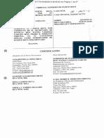 Certificacion Tribunal Supremo Caso Pierluisi (Gobernador) Ley 7/2005
