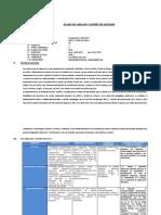 Silabo Analisis y Diseño Sistemas _actualizado