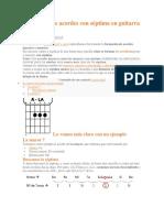 Formación de acordes con séptima en guitarra.docx