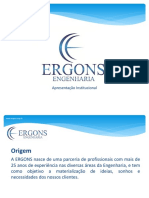 Apresentação - Ergons Engenharia 2019