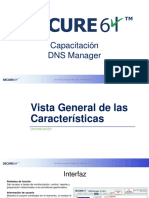 Secure64 DNS Manager Training - Español con Labs.pptx