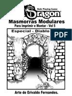 Masmorras modulares Old Dragon
