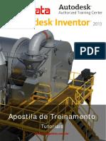 Inventor 2013 Apostila Tutoriais
