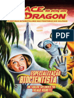 Especialização Space Dragon