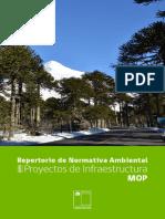 Repertorio Normativa Ambiental Proyectos Infraestructura MOP