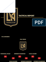 TACTICAL REPORT | LOS ANGELES FC