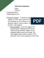 SQL Server Components.docx
