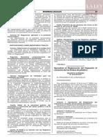 D.S N°244-2019-EF