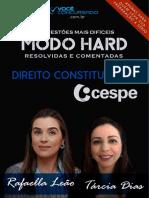 Modo Hard - Direito Constitucional CESPE.pdf