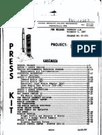 Apollo 4 Press Kit