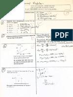 Physics Exam for Highschool