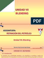Unidad 7 Blending