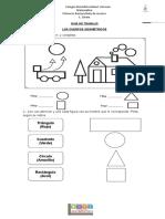 Guía de Ejercicios 2D y 3D