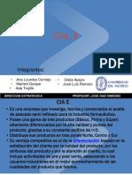 MODELO FINAL Para Exposición Trabajo Direccion Estrategica E