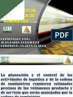 PRONOSTICO DE LA CADENA DE SUMINISTRO.ppt
