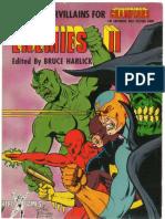 Enemies II (2nd Edition)