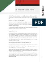 El Colector Solar de Placa Plana (C.P.P) - PDF
