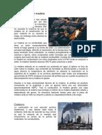 Combustiones de Madera