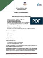 Deber n.- 1 Rendimiento, Riesgo y La Linea de Mercado de Valores