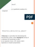 Biological Assay