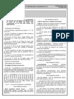 Loi n°13-01 Hydrocarbures