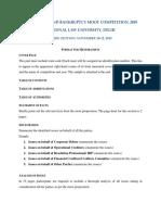 Format for Memorandum (1)