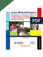 Guia Metologica para la Sistematizacion de Proyectos (1).pdf