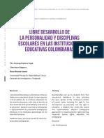 LibreDesarrolloDeLaPersonalidadYDisciplinasEscolar-6132053