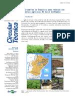Alternativas de insumos para manejo em sistemas agrícolas de base ecológica