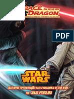 Jedi e Sith - Space Dragon