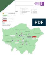 London divisional map 2019