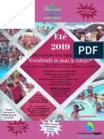Brochure Été 2019 PDF Compressed