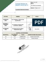 Procedimiento de Instalación de circuitos Eléctricos.