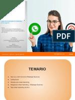 WhatsApp vs Email Marketing Webinar
