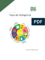 Tipos de Inteligencia -Informe