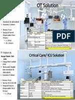 Paket OT Dan ICU