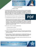Evidencia 13 Practica Redes Sociales