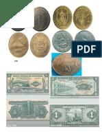 Monedas y Billetes en La Historia de Guatemala