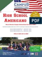 High School 2019 20 Becas Campus International