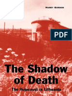 Harry Gordon - The Shadow of Death_ the Holocaust in Lithuania-University Press of Kentucky (1992)