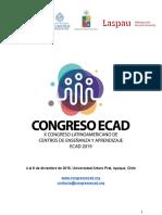 Congreso ECAD 2019